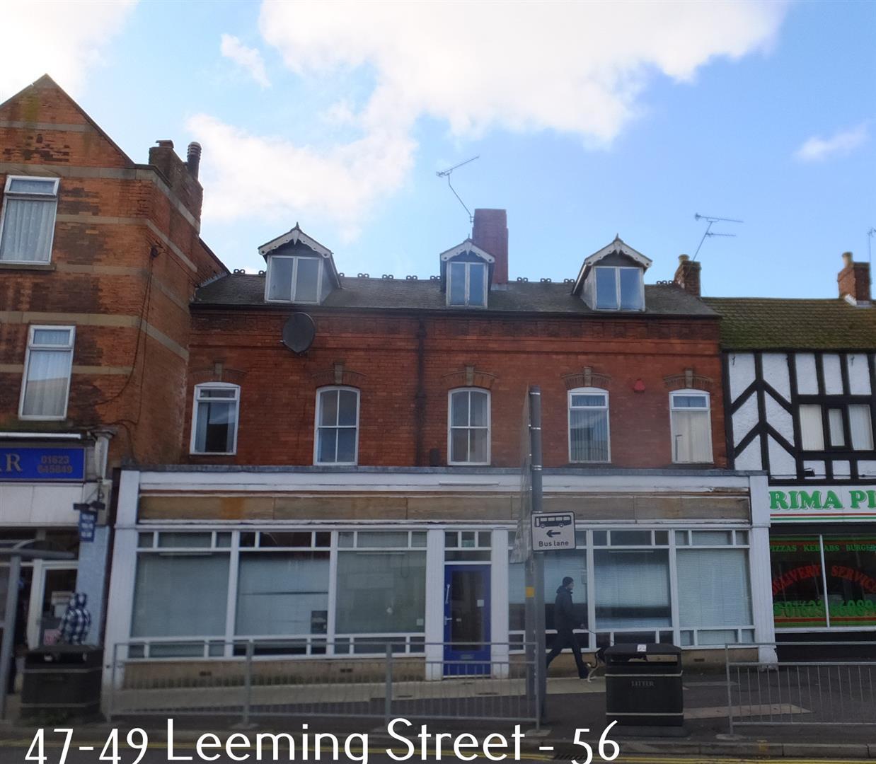 Leeming Street Mansfield NG18 1NB